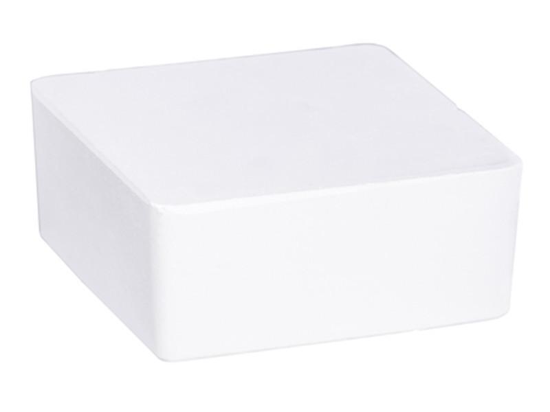 Absorbeur d'humidité cube 500 g recharge orange - dim : 10 x 5 x 10 cm -pegane-