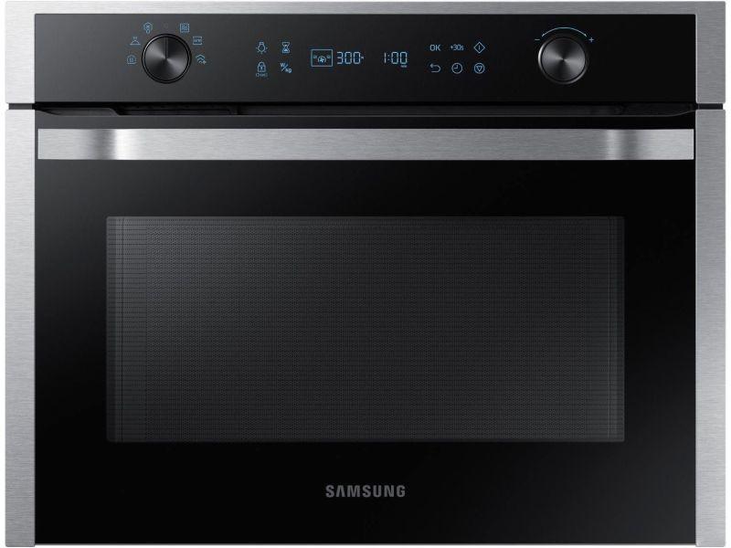 Micro-ondes encastrable 50l 900w inox - nq50k5130bs nq50k5130bs