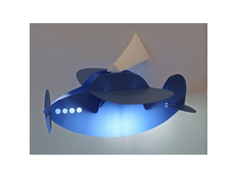 applique murale lampe enfant avion vente de r et m coudert conforama. Black Bedroom Furniture Sets. Home Design Ideas