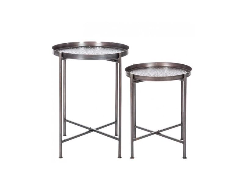 Table gigogne met marr fon - 1 pièce modele s B58182