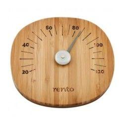 Thermomètre rento en bambou