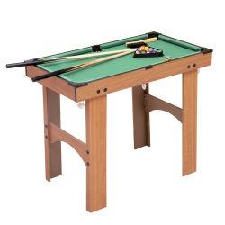 Mini table de billard sur pied avec accessoires bois mdf velours 77 x 40 x 63 cm neuf 28