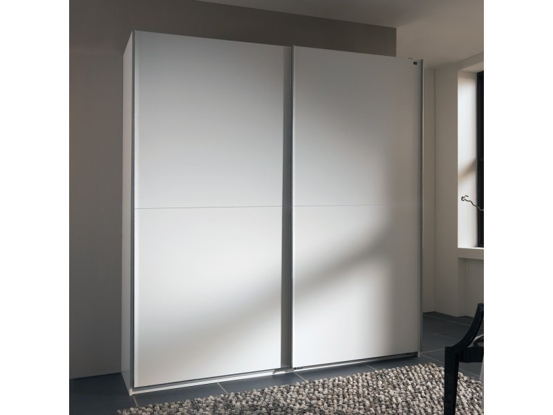 dressing portes coulissantes light 150 blanc 20100852600