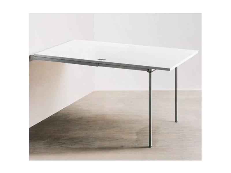 Table console extensible pallo design blanche 20100850859