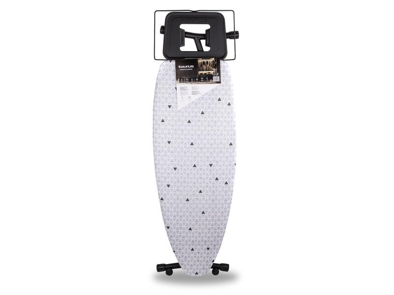Table à repasser 130x47cm - argenta elegance argenta elegance
