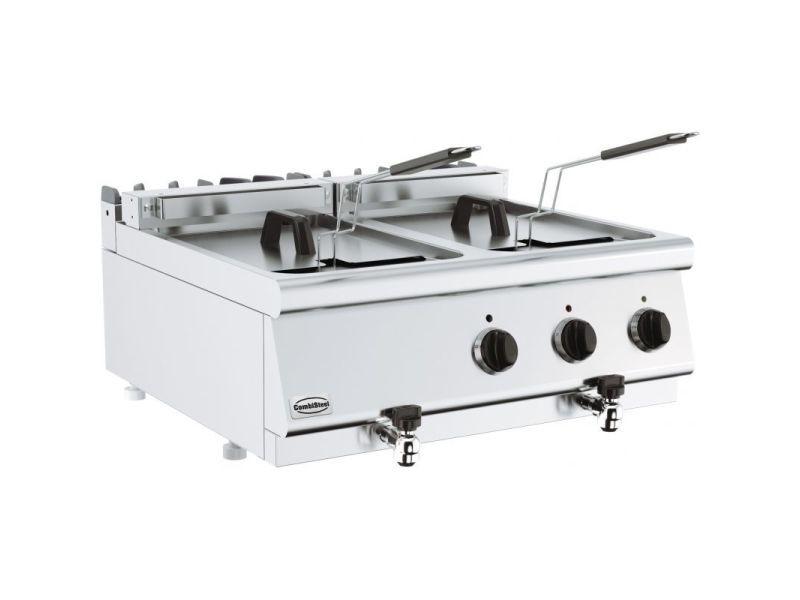 Friteuse professionnelle de 10 ou 20 litres - combisteel - 800x700