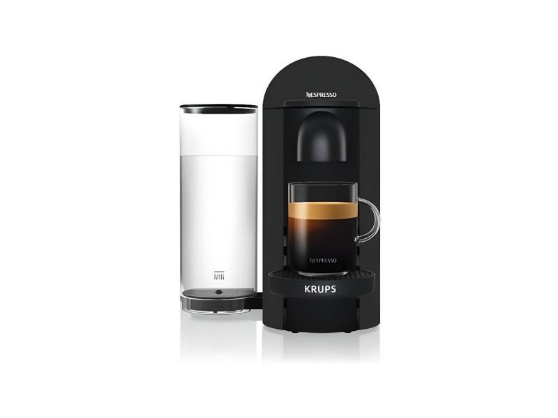 Krups nespresso vertuo plus noir mat
