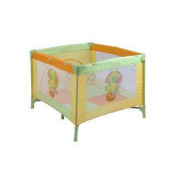 Parc bébé pliant / parc pliable pour bébé play station orange