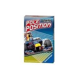 Jeu en allemand karten : pole position