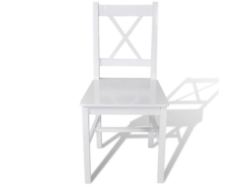 Icaverne chaises de cuisine et de salle à manger