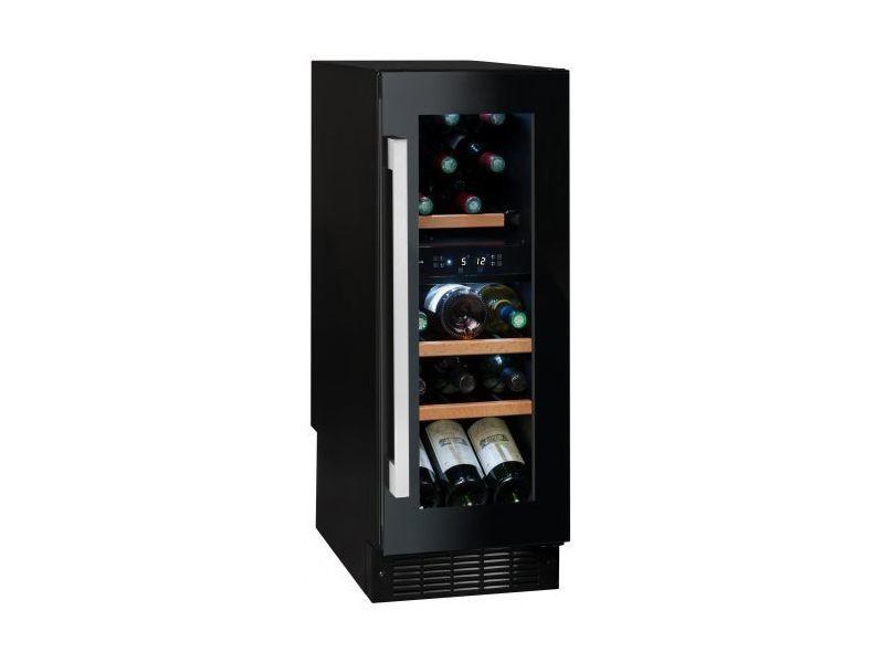 Cave à vin de service - 2 temp. - 17 bouteilles - noir - avintage - aci-avi572e  - encastrable - Vente de Cave à vin - Conforama 89b49f7da470