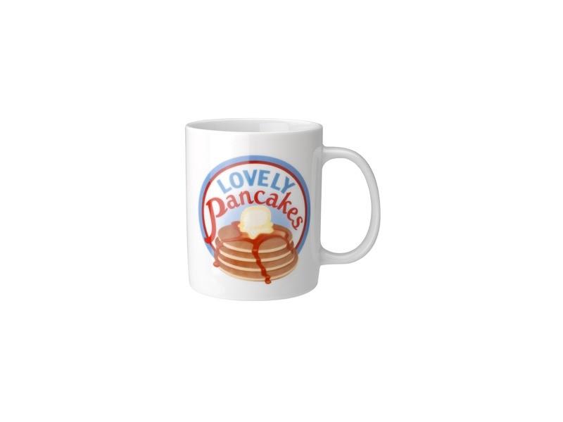 Mug pancakes