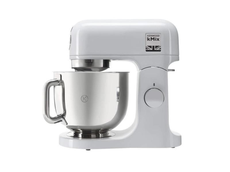 Kenwood robot pâtissier kmx750faw kmix blanc KEN5011423197708