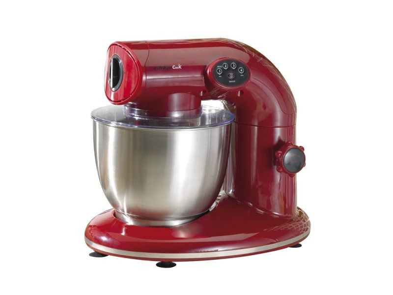 Kitchencook ak80 robot patissier v2 - rouge KITCHCOOKAK80RED