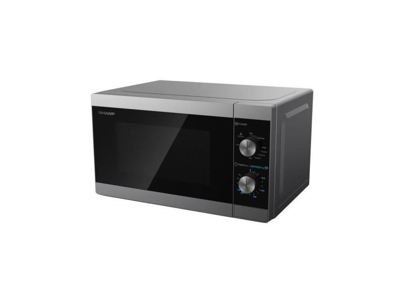 Sharp yc-mg01es - four micro-ondes grill 20l puissance 800w - grill 1000w SHA4974019966496