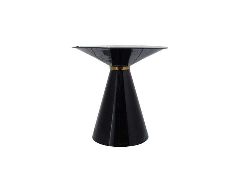 Table d'appoint art deco 325 I8GB1-BLK