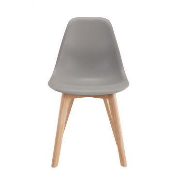 Icaverne chaise sacha lot de 2 chaises de salle a manger