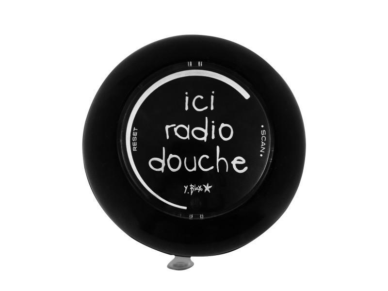 Ici Radio Douche Noir Prevnext