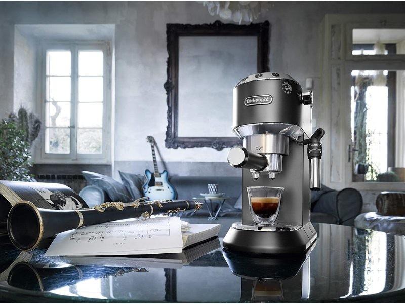 Machine expresso de 1l 1350w noir