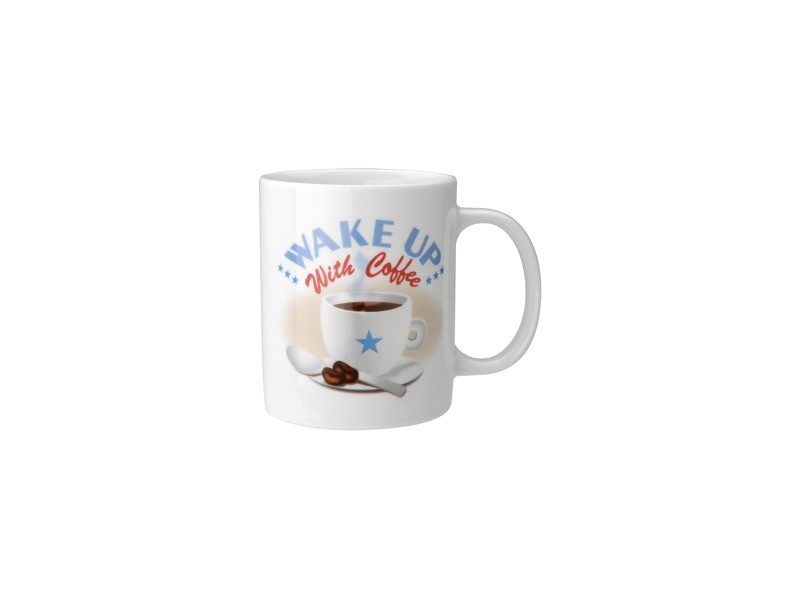 Mug wake up