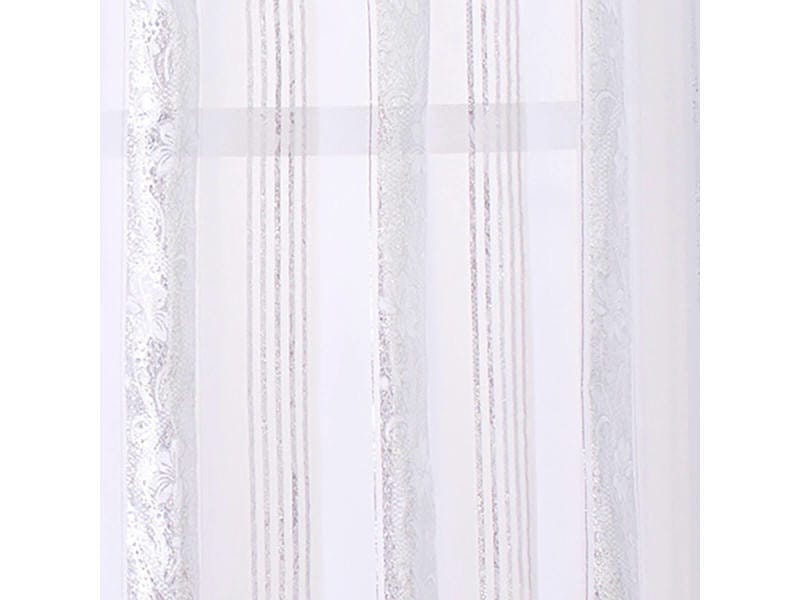 300x260cm Blanc Best Interior Voilage Hawai Grande Largeur Dimensions