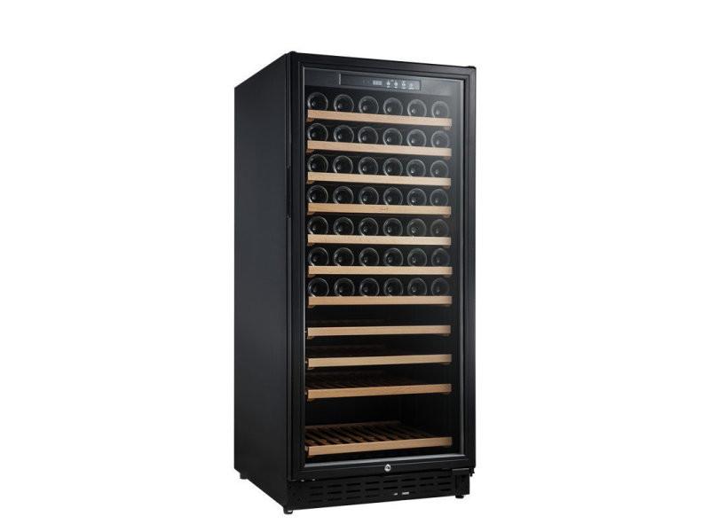 Cave à vin vinobox 110 1t noire
