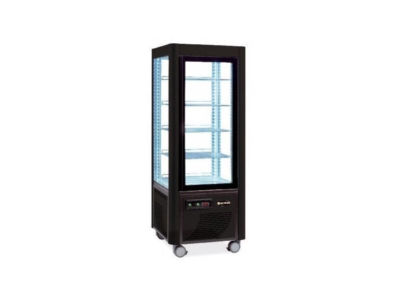 Option couleur noir armoire réfrigérée - furnotel -