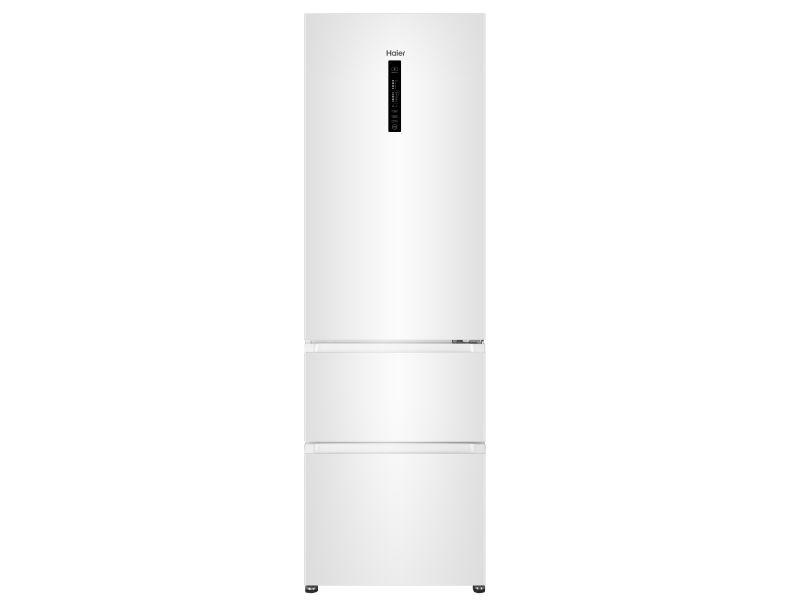 Réfrigérateur combiné 330l froid ventilé haier 59cm a++, afe 735 cwj CDP-AFE735CWJ