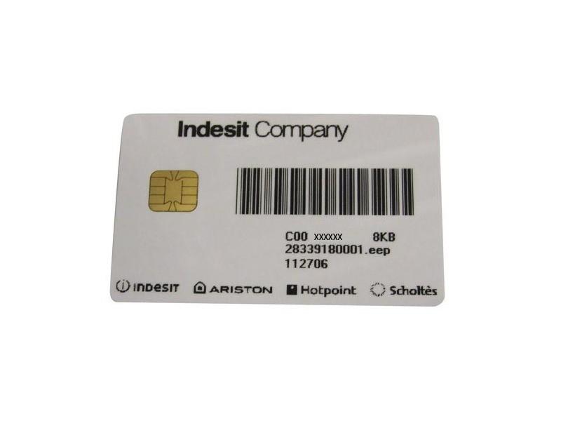 Card artxl149(fr) evoii 8kb 28621680003 pour lave linge indesit - c00271676