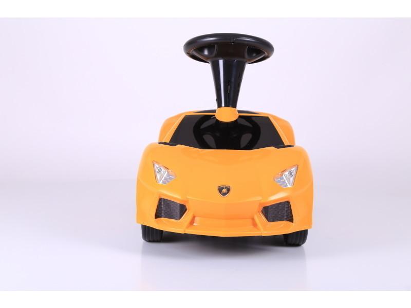 Aventador Lp700 Enfant Jaune Lamborghini Porteur Pour I9ED2YHW