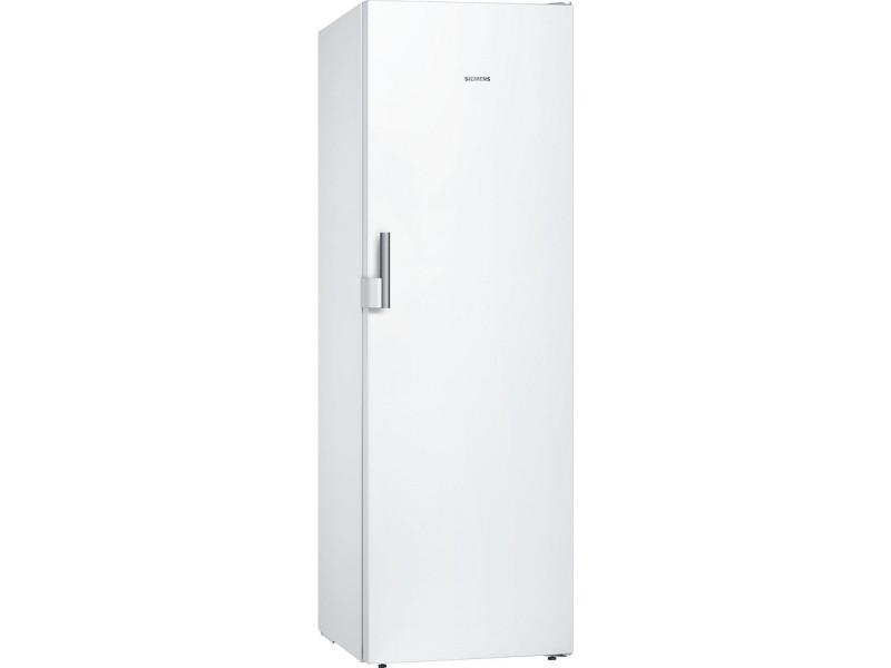 Congélateur armoire 60cm 242l nofrost a++ blanc - gs36ncwev gs36ncwev