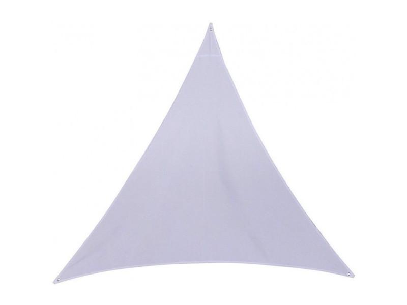 Toile solaire 3x3x3m hespéride anori blanc