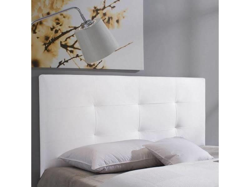 Tête de lit carla 160x60 blanc - Vente de MARCKONFORT - Conforama cad58cb71095