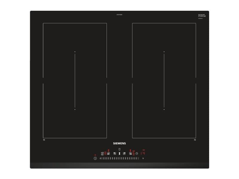 Table de cuisson induction 60cm 4 feux 7400w noir - ed631fqb5e ed631fqb5e