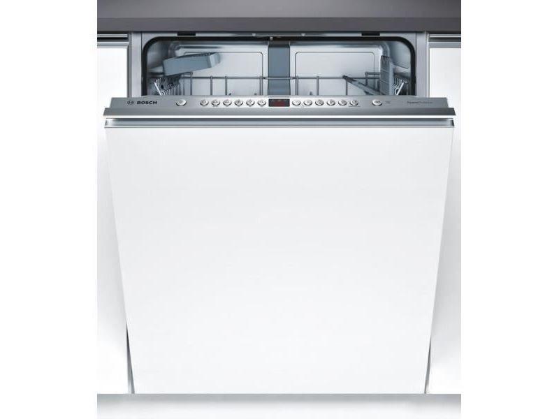 Lave vaisselle 60cm 12c 44db a++ tout intégrable - smv46ax04e BOSSMV46AX04E