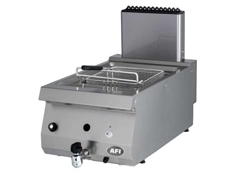 Friteuse gaz à poser 1 à 2 x 12 l - série 700 - afi collin lucy - 2 x 12 l