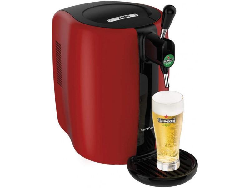 Seb beertender tireuse à bière machine à bière pression fut 5l indicateur température rouge 70 w vb310510