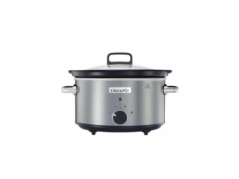 Crock-pot csc028x-dim mijoteur électrique - inox