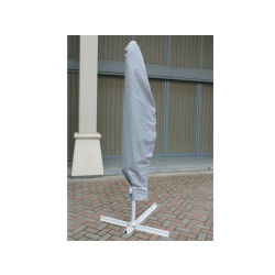 Housse de protection eco pour parasol déporté