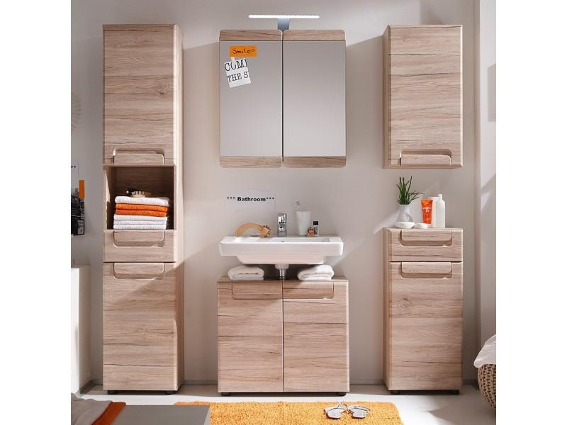 armoire murale et miroir meuble salle de bain lxhxp 65 x 70 x 15 cm vente de miroir de salle. Black Bedroom Furniture Sets. Home Design Ideas