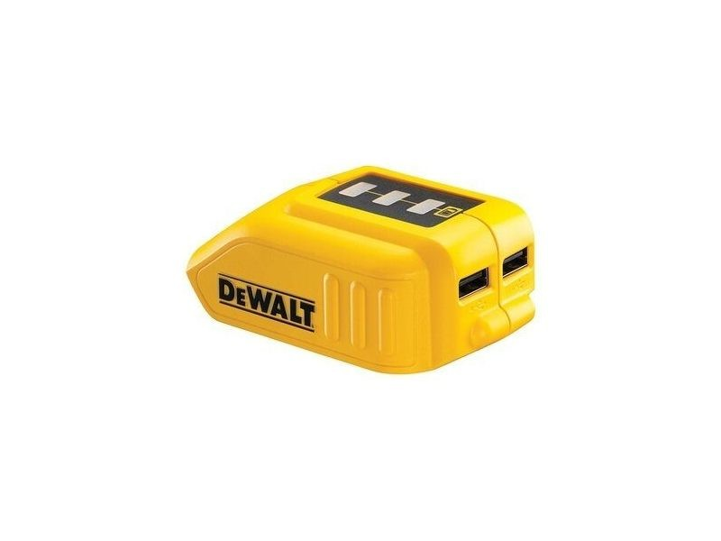 adaptateur de batterie xr NEUF DeWalt dcb090-xj de chargement usb