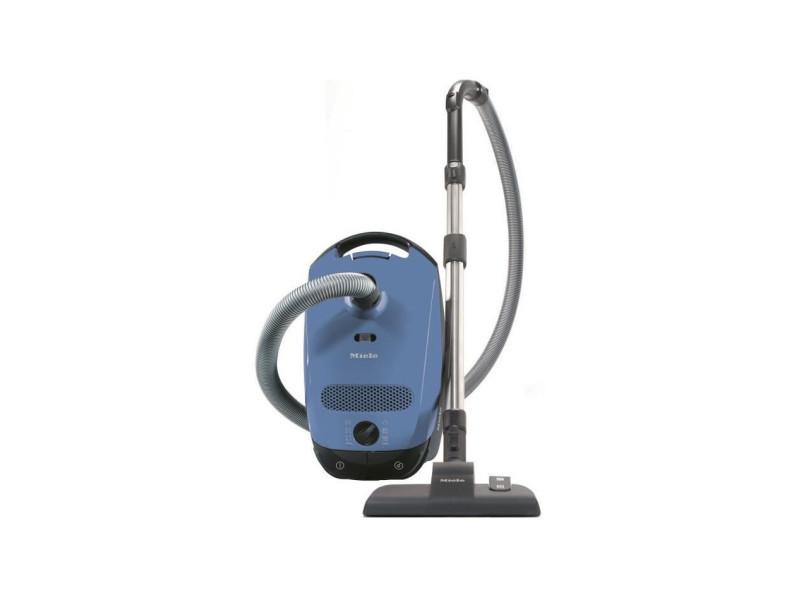 Miele aspirateur traîneau avec sac classic c1 ecoline - 550w - 78 db - a+ - bleu MIE4002515824207