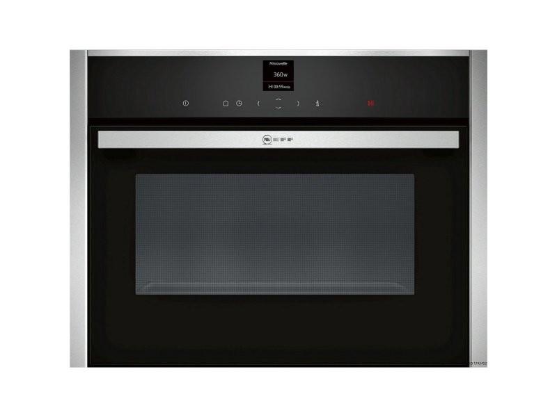 Micro-ondes encastrable 36l 900w noir - c17ur02n0 c17ur02n0