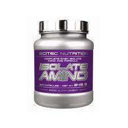 Isolate amino 500 caps scitec nutrition