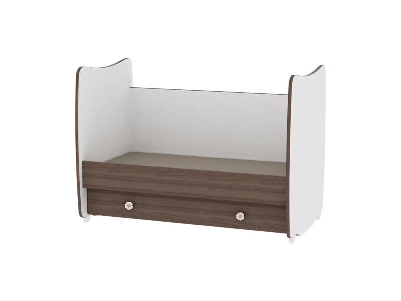 lit b b volutif combin transformable dream 60x120 bleu 10150420022 vente de lorelli conforama. Black Bedroom Furniture Sets. Home Design Ideas