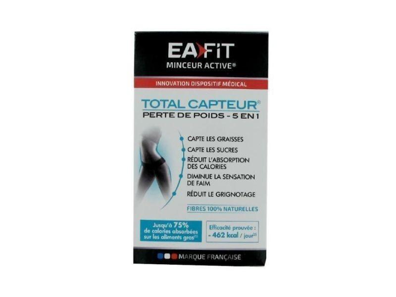 Total capteur - 60 gelules dispositif medical