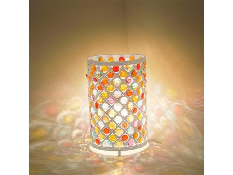 De Poser 5cm 100551blanc Lampe Blanc Pampille Vente A Zoli99 H24 uF13lJc5TK