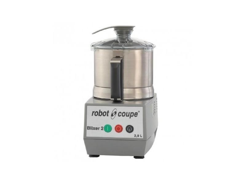 Cutter de cuisine blixer 2 robot coupe -