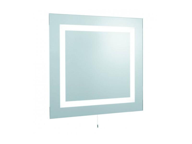 Miroir lumineux salle de bain, 70cm