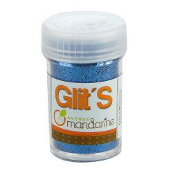 Paillettes glit's 14g : bleu azur